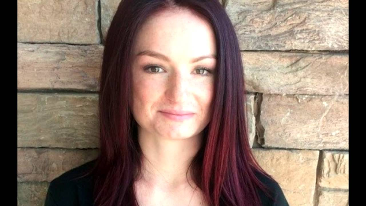 Mahogany Hair Color Inspiration For Women Youtube