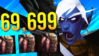 That Paladin Got DECIMATED! Ny'Alotha Trinket Incredible Execute! - PvP WoW: Battle For Azeroth 8.3