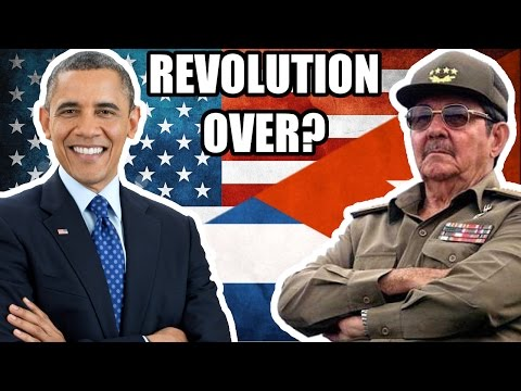 Cuba and The US Normalize Relations, is Socialism Over?
