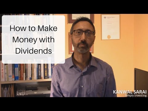 How to Make Money with Dividends