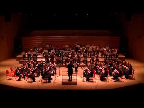 Millennium Bridge from New London Pictures (Nigel Hess) - University of Birmingham Wind Band