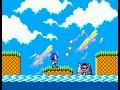 Sonic 1 Master System - Bridge Zone (Sega Genesis Remix) V2 Music Extended