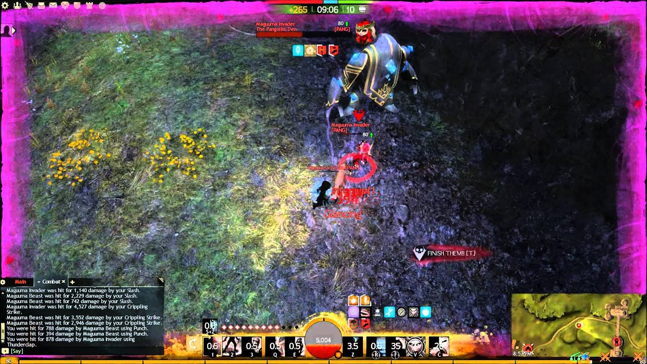 Wvw thief solo build