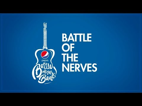 Battle Of The Nerves | #PepsiBattleOfTheBands