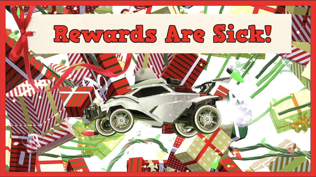 Season 1 Rewards & Titles Showcase - Rocket League