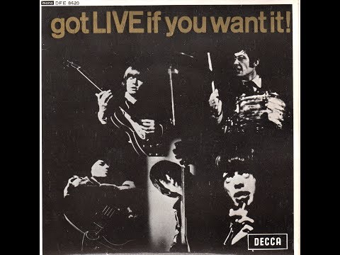 """""""ROUTE 66 (LIVE)""""  THE ROLLING STONES  DECCA EP DFE 8620 P.1965 UK/SWE"""