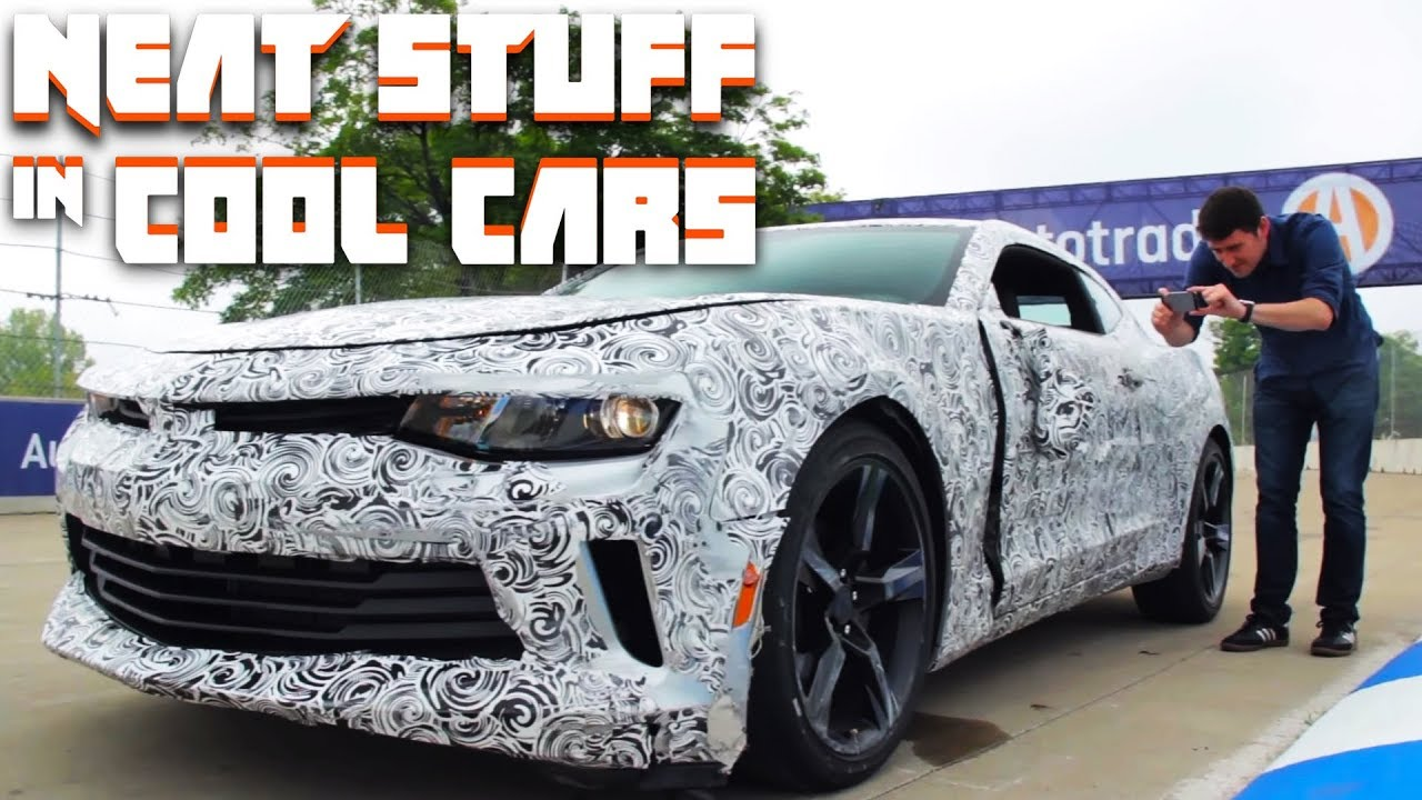 The First (Public) 2016 Chevrolet Camaro Crash | Neat Stuff In Cool Cars