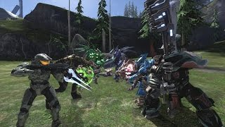 Halo 3 AI Battle - The Great Schism