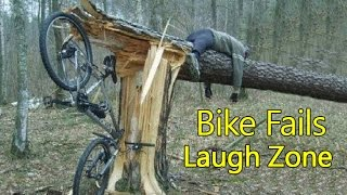 Ultimate bicycle Fails, Bike Fails Collection 2015 - Laugh Zone