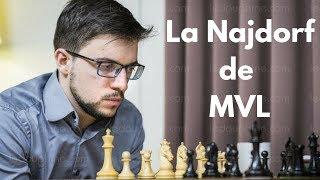 La Siciliana Najdorf y sus secretos | Maxime Vachier Lagrave la combate