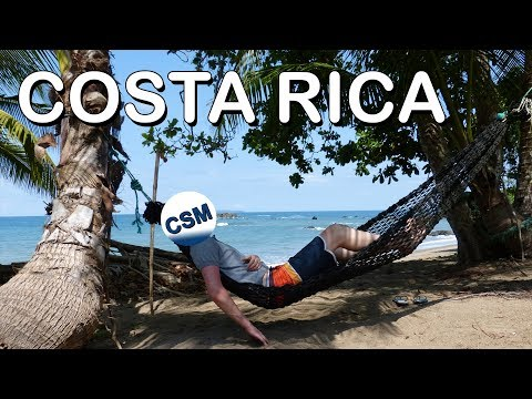 SWIMMING WITH A WHALE SHARK! - Costa Rica Vlog | 2018 Vlog