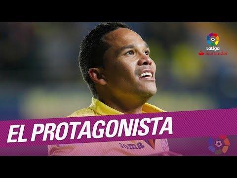 The Interview: Carlos Bacca, Villarreal CF player