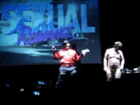 Sexual romance tim and eric