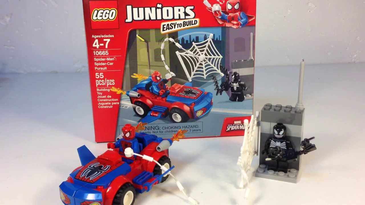 marvel lego junior