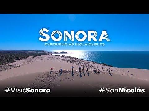 ¡Vamos a las dunas de San Nicolás! #VisitSonora #ExperienciasInolvidables #BahíaDeKino