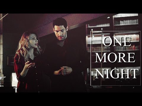 • lucifer & chloe, one more night