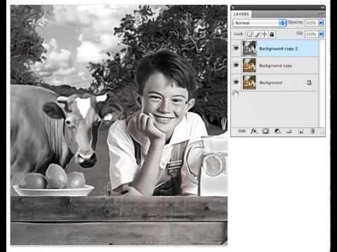 Livephotoshop.Com - Magical Realism.mov