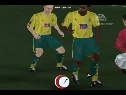 Tricks And Skills Tutorials FIFA 08 Part 1