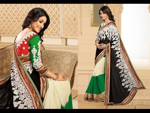 Wedding Sarees Featuring Hina Khan Aka Akshara Youtube