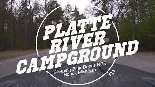 Platte River Campground - Sleeping Bear Dunes National Lakeshore - MI