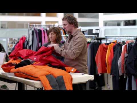The Mountain Hardwear Ueli Steck Project