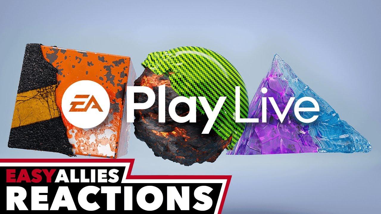 EA Play Live 2021 - Easy Allies Reactions