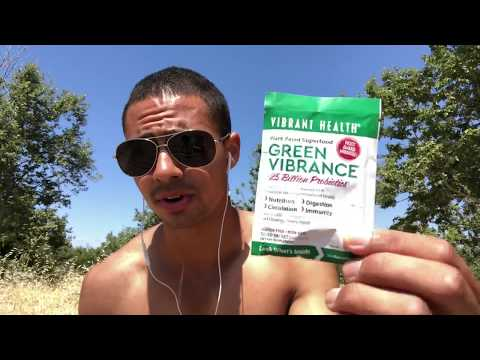 I Took Green Vibrance Every Day for 5 Months...