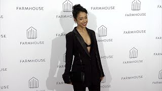 "Liza Koshy ""Farmhouse"" Grand Opening Red Carpet"