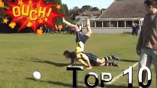 Best Amateur Football Fouls!
