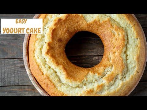the-best-yogurt-cake-||-yogurt-cake-recipe-||-easy-cake!
