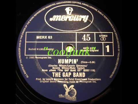 """The Gap Band - Humpin' (12"""" Funk 1980)"""