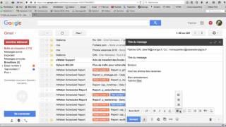 Comment envoyer un message avec Gmail