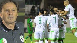 """مفاجأة .. الفاف تقول أن """"الخضر"""" مهددون بالاقصاء من كان 2017 و من تصفيات كأس العالم 2018 .."""