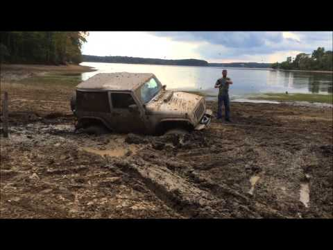 Smittybilt XRC Winches Land Between the Lakes KY