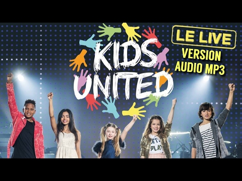 [KIDS UNITED] ALBUM 3 (LIVE VERSION AUDIO)