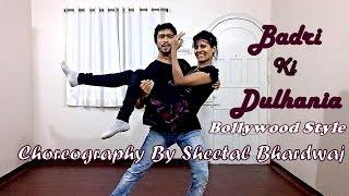 Badri Ki Dulhania (Title Track)  Dance Choreography Varun, Alia, Tanishk,