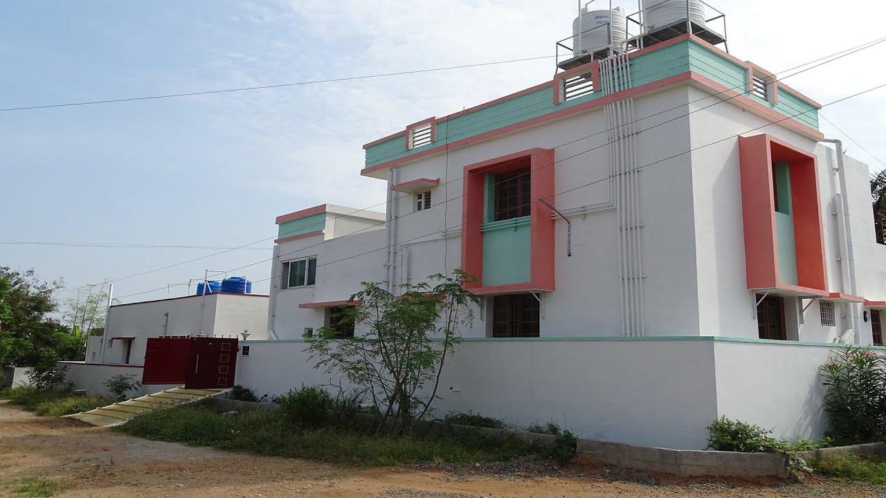 பங்களா விற்பனைக்கு - அவினாசி ரோடு ராக்கியாபாளையம் திருப்பூர்