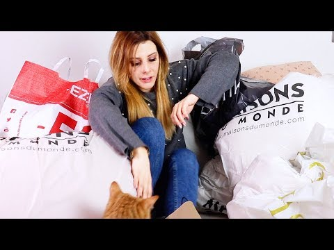 SHOPPING CON I SALDI - Vlog lunedì 8 Gennaio 2018