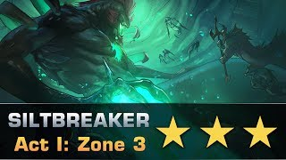Dota 2 Siltbreaker: Act I - Trial of Gallaron (Zone 3) - How to get 3 stars