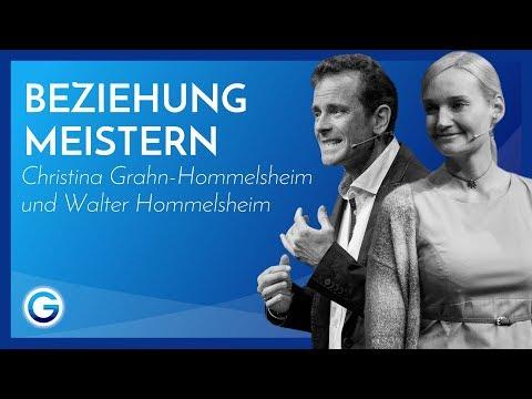 Wie du eine glückliche Beziehung führst // Christina & Walter Hommelsheim