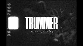 TRÜMMER - Aus Prinzip gegen das Prinzip (Super 8 Lyric Video)