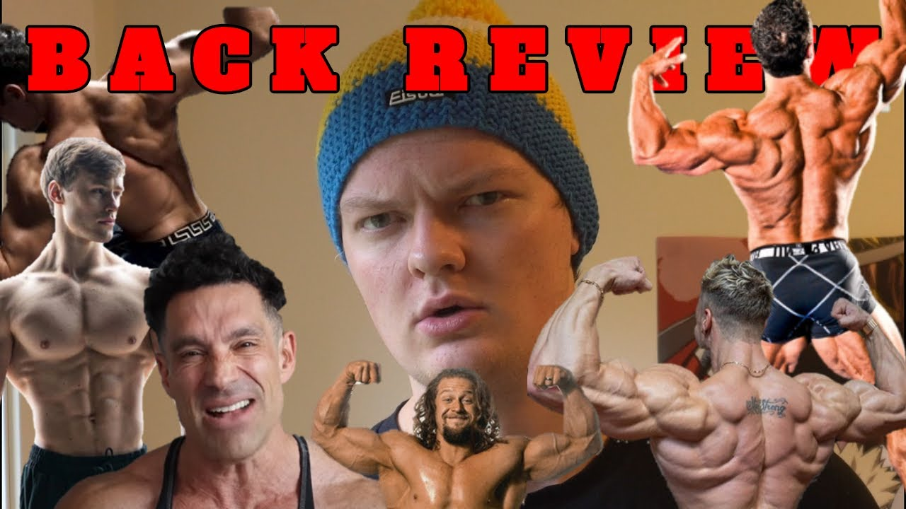 BACK REVIEW | Episode 1 | ft. Greg Doucette, David Laid, Jujimufu...