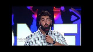Faisal - Manfred der Germane - Comedy Champions
