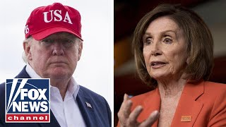 Trump launches blistering attack on Pelosi