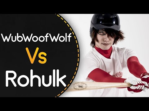 WubWoofWolf vs Rohulk! // KASAI HARCORES - TRIPLE PLAY (Chickensio) [Triple Play]