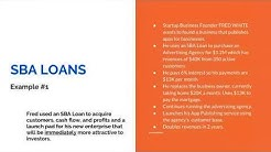 SBA Loan Primer: Using SBA Loans to Buy and Build Businesses Quickly