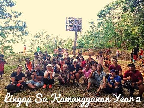 Lingap sa Kamangyanan Year 2