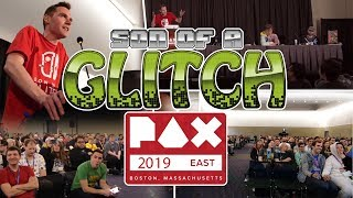 Son of a Glitch Panel PAX East 2019