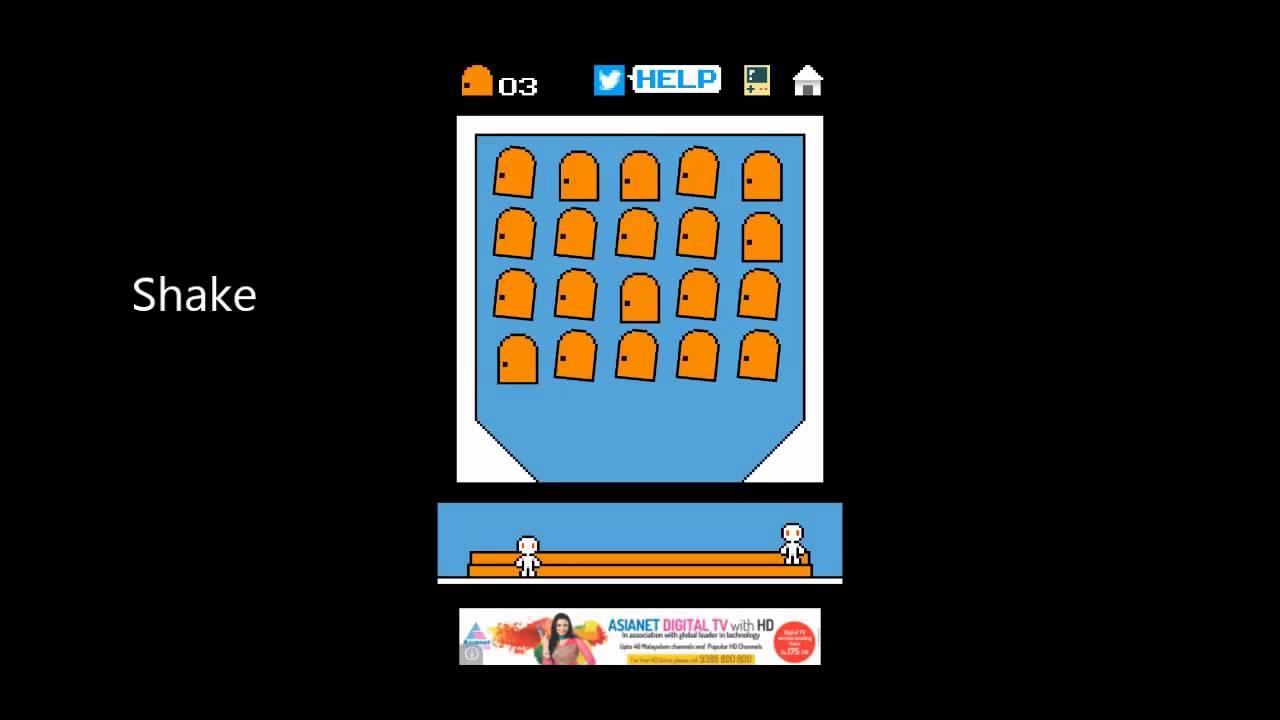 Pixel Rooms Level  Walkthrough