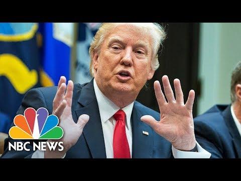 Donald Trump Speaks on Workforce Development | NBC News